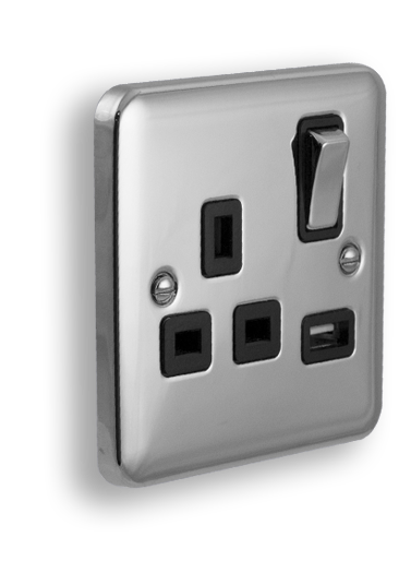 Click Deco Plus Socket