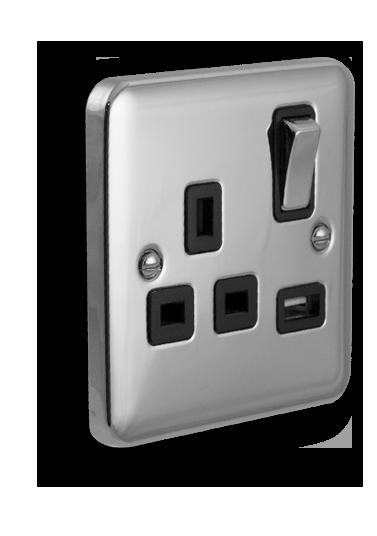 Click Deco Plus Socket